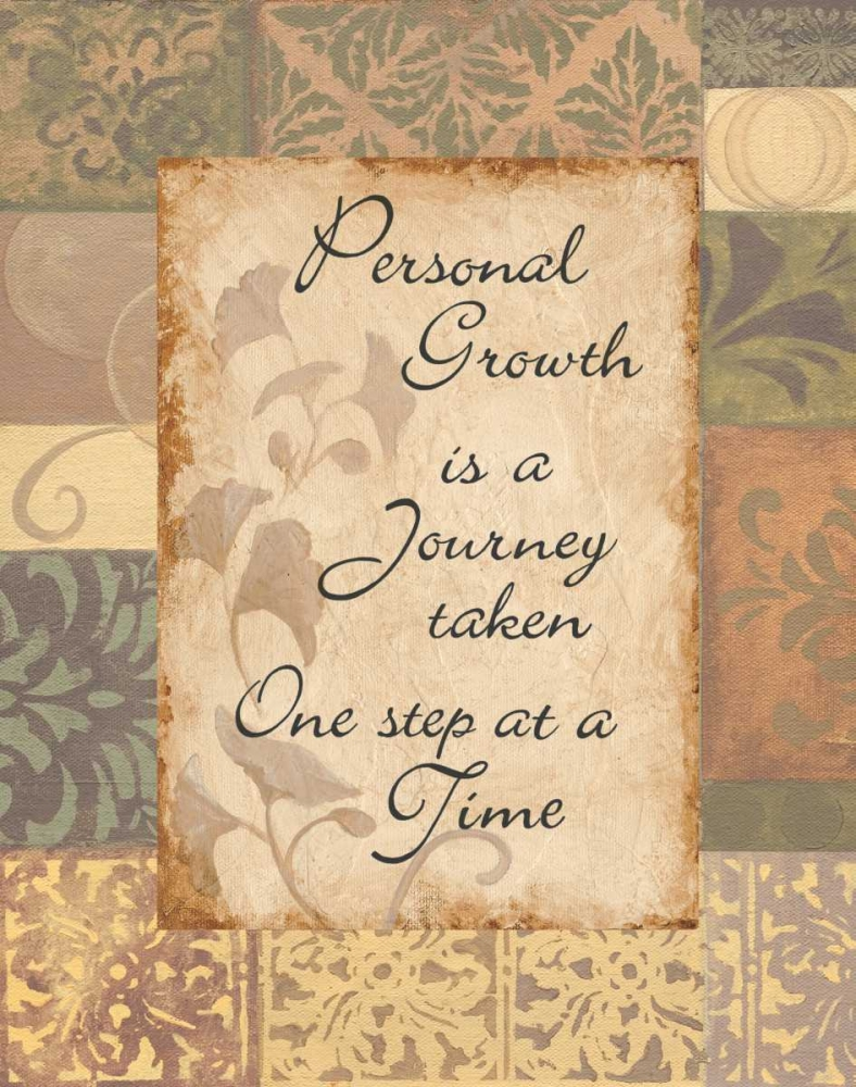 Wall art: Personal Growth, by Smith, Pamela