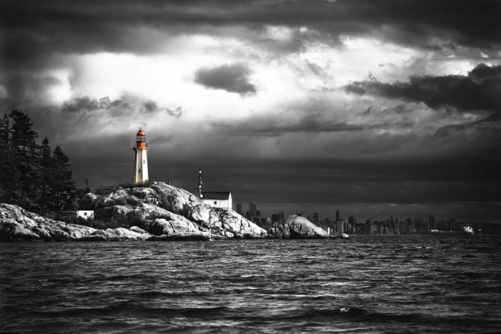 Art Print: Lighthouse