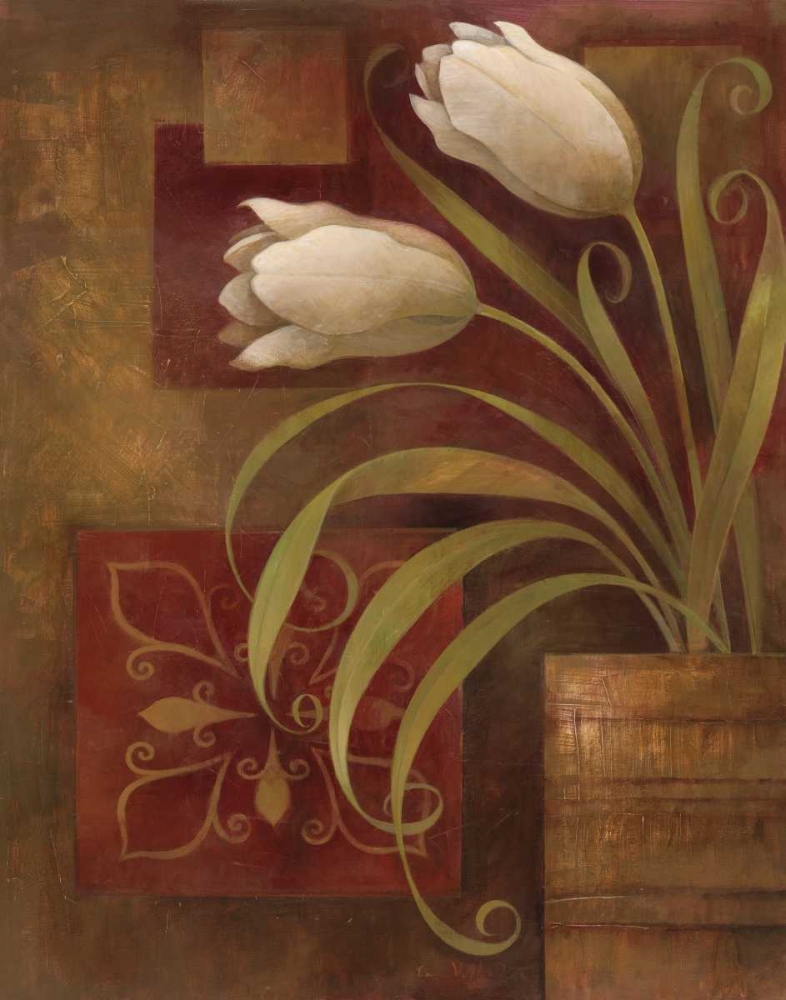 Art Print: Tulip Interlude II