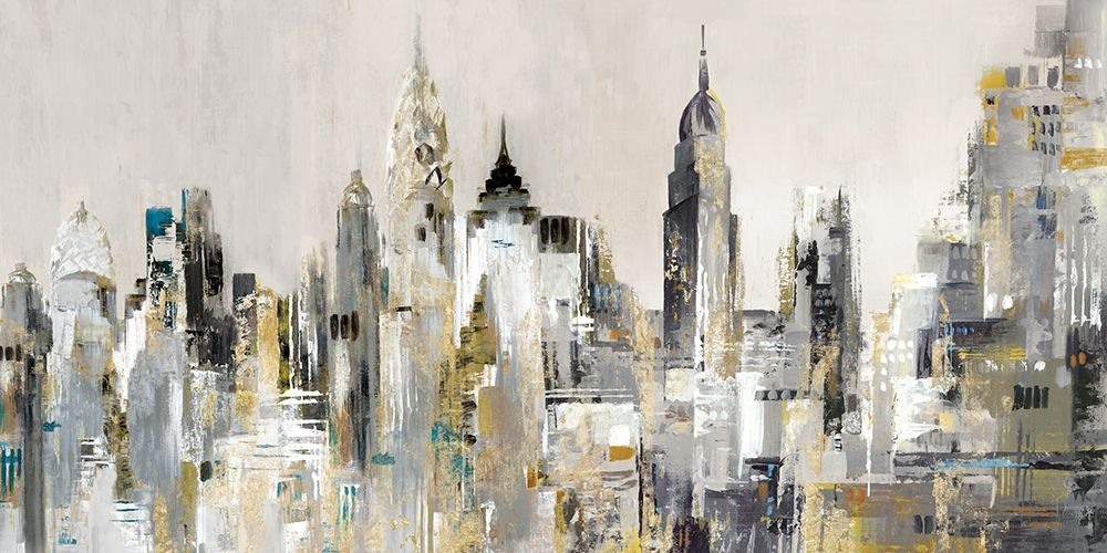 Wall art: New York, New York , by Mravyan, Valeria