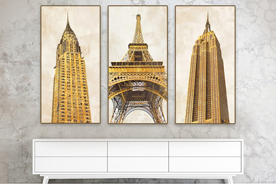 Wall Art Collage Sets